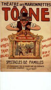 Théâtre de Toone- témoignage