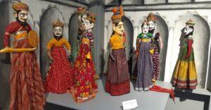 D'un continent à l'autre, les marionnettes s'exposent